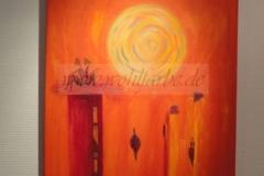 Orange-City-Kunst-in-Acryl