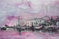 Skyline-City-Kunst-in-Acryl